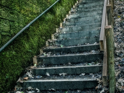 leith stairs